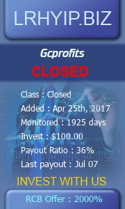 lrhyip.biz - hyip gc profits inc